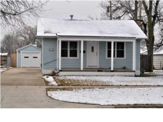 1119 W Munnell St  , Wichita, KS 67213 (MLS #376869) :: Select Homes - Mike Grbic Team
