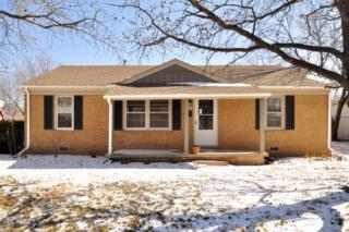 1132 N El Paso Dr  , Derby, KS 67037 (MLS #500671) :: Select Homes - Mike Grbic Team