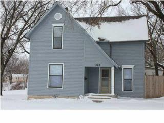 323 S Kansas Ave  , Newton, KS 67114 (MLS #500802) :: Select Homes - Mike Grbic Team