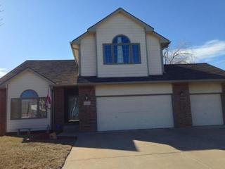 1029 N Cedar Downs Circle  , Wichita, KS 67235 (MLS #500804) :: Select Homes - Mike Grbic Team