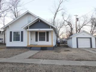 822 W Locust Ave  , El Dorado, KS 67042 (MLS #500808) :: Select Homes - Mike Grbic Team