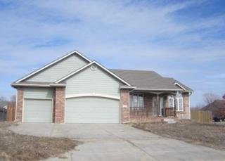 5311 S Pattie Ct  , Wichita, KS 67216 (MLS #500847) :: Select Homes - Mike Grbic Team