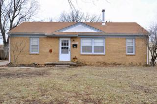 1139 N Baltimore Ave  , Derby, KS 67037 (MLS #500962) :: Graham Realtors