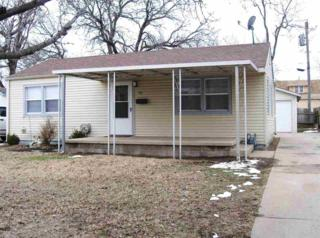 325 N Kokomo  , Derby, KS 67037 (MLS #500965) :: Graham Realtors