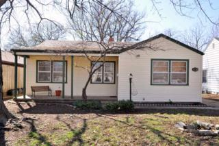 1647 N Jeanette Ave  , Wichita, KS 67203 (MLS #502029) :: Select Homes - Mike Grbic Team