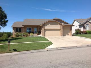 2813 N Rough Creek Rd  , Derby, KS 67037 (MLS #502031) :: Graham Realtors
