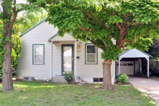 220 S Gordon St  , Wichita, KS 67213 (MLS #502192) :: Select Homes - Mike Grbic Team
