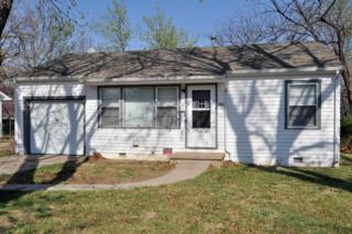 1114 S Yale St  , Wichita, KS 67218 (MLS #502208) :: Select Homes - Mike Grbic Team