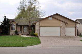 613 N Ridgehurst St  , Wichita, KS 67230 (MLS #502969) :: Select Homes - Mike Grbic Team