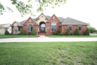 2510  Kinder Dr  , El Dorado, KS 67042 (MLS #503051) :: Select Homes - Mike Grbic Team
