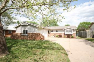 1030 S Rosalie St  , Wichita, KS 67207 (MLS #503159) :: Select Homes - Mike Grbic Team
