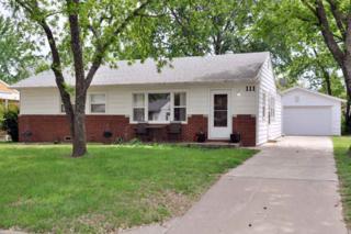 111 E Springdale St  , Derby, KS 67037 (MLS #503492) :: Select Homes - Mike Grbic Team