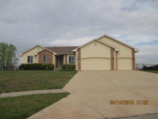 1625 E Woodbrook  , Derby, KS 67037 (MLS #503832) :: Select Homes - Mike Grbic Team