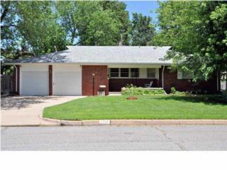 1127 N Patricia Ave  , Wichita, KS 67208 (MLS #370205) :: Select Homes - Mike Grbic Team