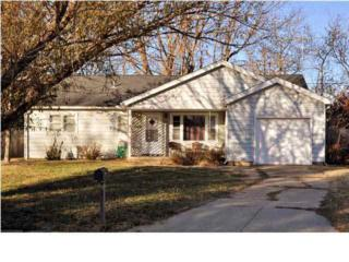 701  Fredrick Dr  , El Dorado, KS 67042 (MLS #376143) :: Select Homes - Mike Grbic Team
