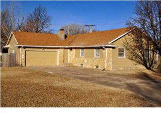 629 N Main St  , Rose Hill, KS 67133 (MLS #378105) :: Select Homes - Mike Grbic Team