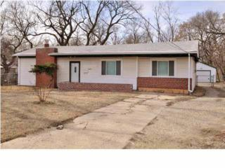 2627 S Hillside St  , Wichita, KS 67216 (MLS #378367) :: Select Homes - Mike Grbic Team