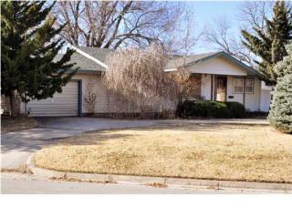1929 N Robbins St  , Augusta, KS 67010 (MLS #375955) :: Select Homes - Mike Grbic Team