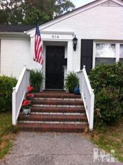 814  Colonial  , Wilmington, NC 28403 (#511756) :: RE/MAX Essential