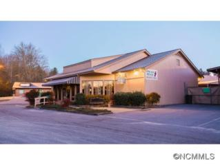 703  N. Broad St  , Brevard, NC 28712 (MLS #532360) :: Exit Mountain Realty