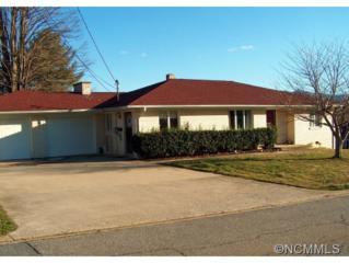 18  Allen St  , Canton, NC 28716 (MLS #534817) :: Exit Realty Vistas