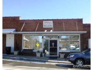 40  North Main Street  , Mars Hill, NC 28754 (MLS #554887) :: Exit Realty Vistas