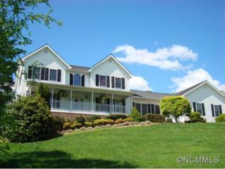 100  Williams Place  , Mars Hill, NC 28754 (MLS #560777) :: Exit Realty Vistas