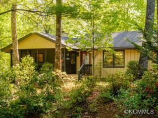 260  Seminole Way  , Lake Toxaway, NC 28747 (MLS #563027) :: Exit Realty Vistas