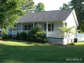 107  Gossett Dr  , Hendersonville, NC 28739 (MLS #563413) :: Exit Mountain Realty