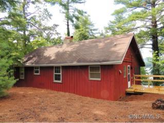 107  Rocky Point  , Lake Lure, NC 28746 (MLS #565952) :: Washburn Real Estate