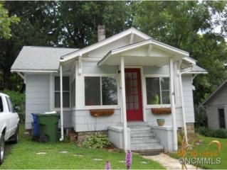 11  Craig Circle  , Asheville, NC 28805 (MLS #568056) :: Exit Realty Vistas