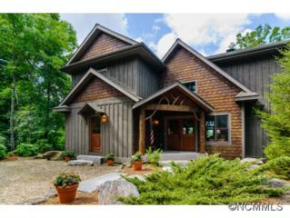 536  Hawk Mountain Road  , Lake Toxaway, NC 28747 (MLS #568120) :: Exit Realty Vistas