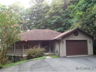 1020  High Vista Drive  , Mills River, NC 28759 (MLS #568484) :: Exit Realty Vistas
