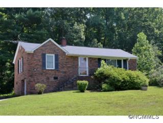 458  Uptons Landing Road  , Marion, NC 28752 (MLS #569107) :: Exit Realty Vistas