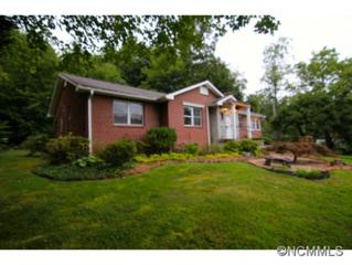 2861  Asheville Highway  , Pisgah Forest, NC 28768 (MLS #569267) :: Exit Mountain Realty