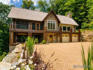 429  Panther Ridge Road  , Lake Toxaway, NC 28747 (MLS #569531) :: Exit Realty Vistas