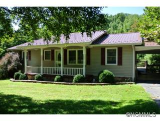9987  North 226 Highway  , Bakersville, NC 28705 (MLS #569721) :: Exit Realty Vistas