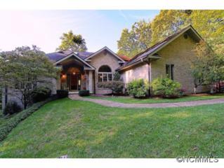 2451  W. Cumming Woods Lane  , Hendersonville, NC 28739 (MLS #569755) :: RE/MAX Four Seasons Realty