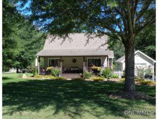 301  Blue Rock Road  , Hendersonville, NC 28792 (MLS #569771) :: RE/MAX Four Seasons Realty