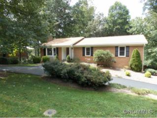 217  Park Lane  , Hendersonville, NC 28791 (MLS #569785) :: Caulder Realty and Land Co.