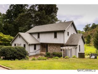 116  Junco Lane  , Brevard, NC 28712 (MLS #570321) :: Exit Mountain Realty