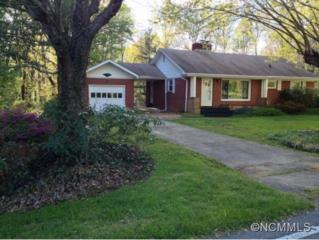 24  Old Asbury Rd.  , Candler, NC 28715 (MLS #570551) :: Exit Realty Vistas