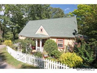 14  Hillside Street  , Weaverville, NC 28787 (MLS #570699) :: Exit Realty Vistas