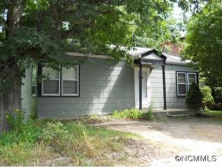 418  Midway St.  , Hendersonville, NC 28739 (MLS #570758) :: Exit Realty Vistas
