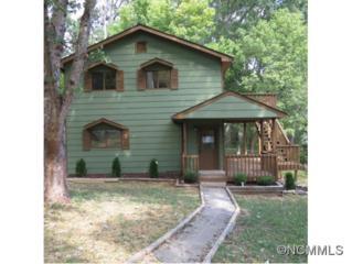 8  Lloyd Young Road  , Weaverville, NC 28787 (MLS #570900) :: Exit Realty Vistas