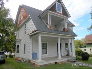 53  Walnut Street  , Waynesville, NC 28786 (MLS #571160) :: Exit Realty Vistas