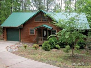 112  Dalton Court  , Lake Lure, NC 28746 (MLS #571490) :: Exit Mountain Realty