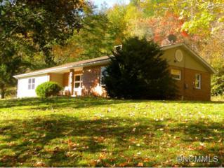 60  Maney Branch Rd  , Weaverville, NC 28787 (MLS #572658) :: Exit Realty Vistas