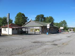 6486  Brevard Road  , Etowah, NC 28729 (MLS #572660) :: Exit Realty Vistas