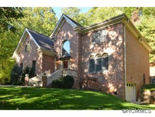 295  Laurel Ridge Drive  , Waynesville, NC 28786 (MLS #572776) :: Exit Realty Vistas
